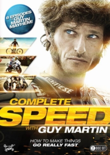 Guy Martin - Complete Speed, DVD