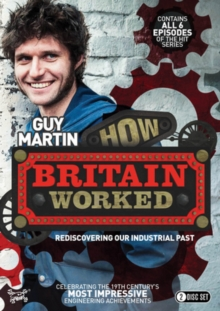 Guy Martin - How Britain Worked, DVD