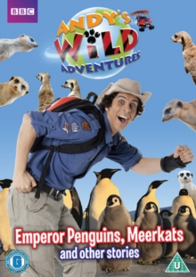 Andy's Wild Adventures: Emperor Penguins, Meerkats and Other..., DVD
