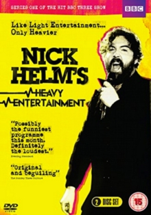 Nick Helm's Heavy Entertainment, DVD