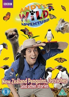 Andy's Wild Adventures: New Zealand Penguins, Ostriches And..., DVD