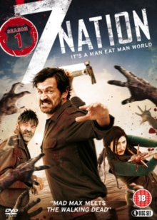 Z Nation: Season One, DVD