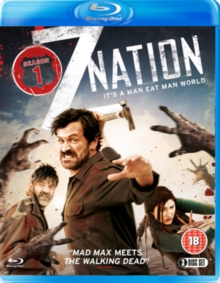 Z Nation: Season One, Blu-ray