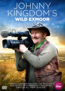 Johnny Kingdom's Wild Exmoor, DVD