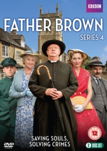 Father Brown: Series 4, DVD