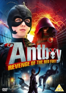 Antboy: Revenge of the Red Fury, DVD