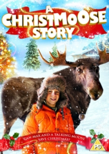 The Christmoose Story, DVD