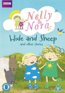 Nelly and Nora: Hide and Sheep and Other Stories, DVD