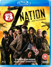 Z Nation: Season Two, Blu-ray