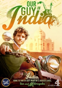 Guy Martin: Our Guy in India, DVD