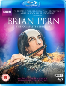 Brian Pern: The Complete Series 1-3, Blu-ray