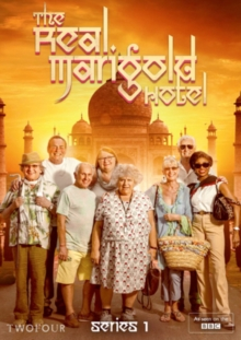 The Real Marigold Hotel: Series 1, DVD DVD