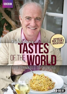 Rick Stein's Tastes of the World - From Cornwall to Shaghai, DVD