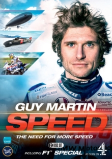 Guy Martin: The Need for More Speed, DVD