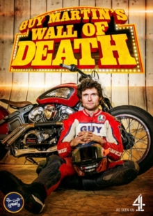 Guy Martin's Wall of Death, DVD