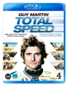 Guy Martin: Total Speed, Blu-ray BluRay