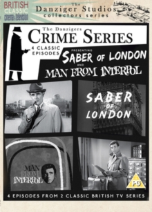Danziger Crime Series, DVD