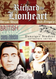 Richard the Lionheart, DVD DVD
