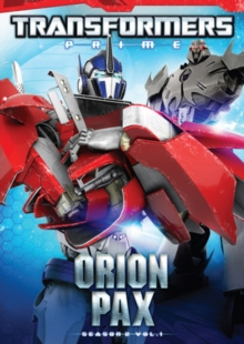 Transformers - Prime: Season Two - Orion Pax, DVD  DVD