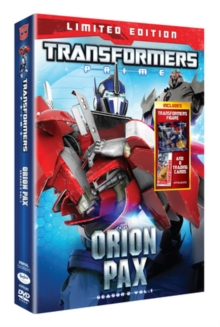 Transformers - Prime: Season Two - Orion Pax, DVD