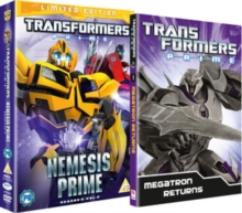 Transformers - Prime: Season Two - Nemesis Prime, DVD