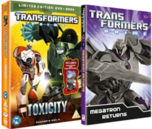 Transformers - Prime: Season Two - Toxicity, DVD