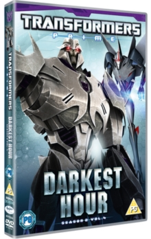 Transformers - Prime: Season Two - Darkest Hour, DVD  DVD