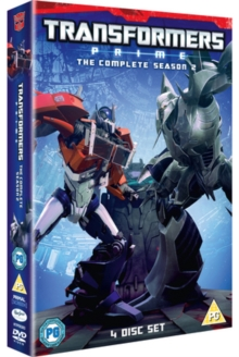 Transformers - Prime: Season Two, DVD  DVD