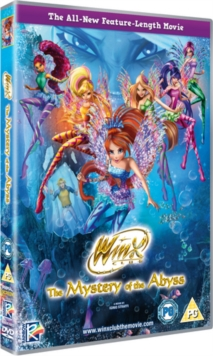 Winx Club: Mystery of the Abyss, DVD  DVD