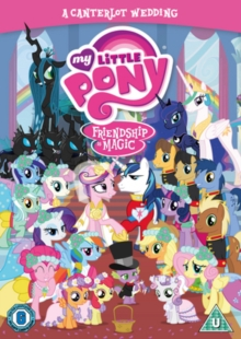 My Little Pony - Friendship Is Magic: A Canterlot Wedding, DVD