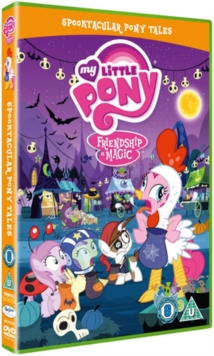 My Little Pony - Friendship Is Magic: Spooktacular Pony Tales, DVD