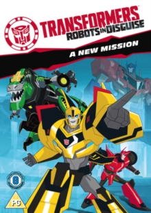 Transformers: Robots in Disguise - A New Mission, DVD DVD