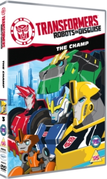 Transformers: Robots in Disguise - The Champ, DVD