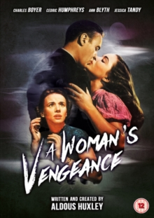 Woman's Vengeance, DVD
