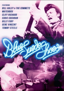 Blue Suede Shoes, DVD
