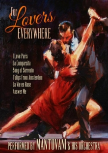 Mantovani's for Lovers Everywhere, DVD