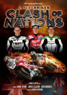 I, Superbiker: Clash of Nations, DVD