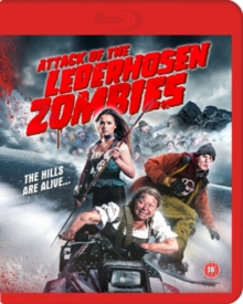 Attack of the Lederhosenzombies, Blu-ray