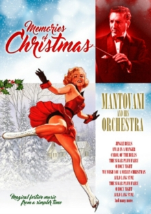 Memories of Christmas With Mantovani and His Orchestra, DVD