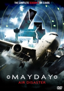 Mayday Air Disaster: The Complete Season 4, DVD DVD