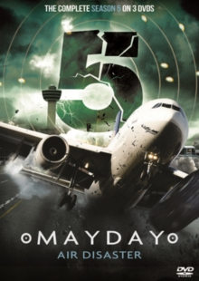 Mayday Air Disaster: The Complete Season 5, DVD DVD
