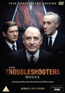 The Troubleshooters: Series 1, DVD DVD
