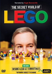 Secret World of Lego, DVD