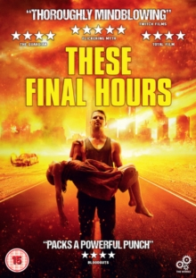 These Final Hours, DVD