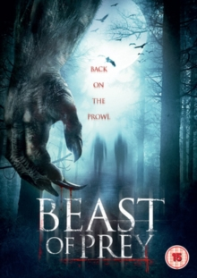 Beast of Prey, DVD DVD