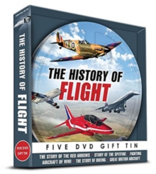 History of Flight, DVD