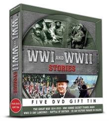WWI & WWII Stories, DVD DVD