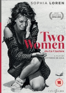Two Women, DVD