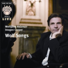 Wolf Songs, CD / Album