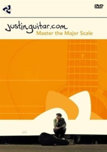 Sandercoe Justin Master The Major Scale , DVD